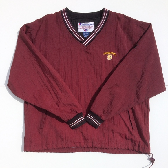 e0772608 Champion Shirts   Vintage Fsu Pullover Sweatshirt Large   Poshmark